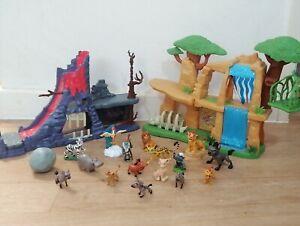 Disney Lion Guard King Defend the Pridelands Playset Hyena Hideout 16 Figures