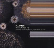 Ryuichi Sakamoto - Plankton (Music For An Installation By Christian Sar (NEW CD)