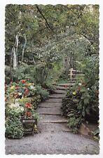 Escalier des Rocailles Jardins de Métis GRAND-MÉTIS Bas St-Laurent Quebec Canada