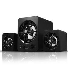 3Pcs Set Mini Multimedia Speakers Stereo Loudspeaker Amplifiers USB Music PC