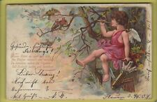 German Single Pre - 1914 Collectable People Postcards