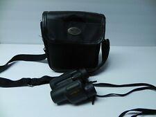 Minolta Compact 8x25 Binoculars with Case-Rarely Used Rare Black