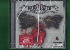 PAPA ROACH - GETTING AWAY WITH MURDER  CD NUOVO SIGILLATO