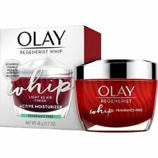 Olay Regenerist Whip 1.7oz ~Fragrance Free~ Facial Moisturizer~ORIGINAL