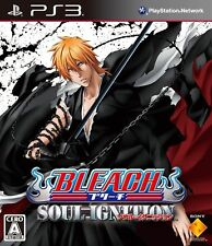 UsedGame PS3 Bleach Soul Ignition Playstation 3 [Japan Import] FreeShipping