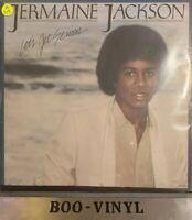 Jermaine Jackson Lets Get Serious  LP Record  M7-928 R1 Ex Con