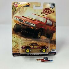 Sale! '70 Oldsmobile 442 * Hot Wheels Car Culture Desert Rally * Ze5