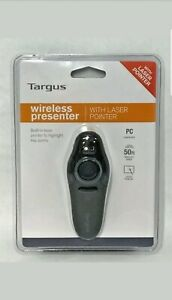 *FACTORY SEALED, BRAND NEW* Targus 2BH2854 AMP16US Wireless Presentation Pointer