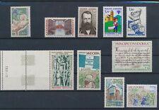 LN81785 Andorra mixed thematics nice lot of good stamps MNH