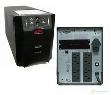 Apc Sua1500 1500Va 980W 120V Smart-Ups Battery Power Backup Tower Usb Desktop