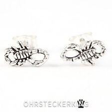 Ohrstecker Skorpion Echt Silber (925-Silber) ☆Neu☆