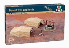 Italeri 1/72 (20mm) Desert Well & Tents