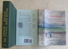 Willie Park Junior. Walter Stephen. 1st Ed', H/B+D/W,2005,Luath Press,Very Good+