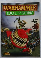 Warhammer Fantasy AoS Idol of Gork Campaign book - 5th Edition Supplement - OOP