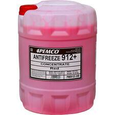 20 Liter PEMCO Frostschutz ANTIFREEZE 912+ Konzentrat  Kühlflüssigkeiten rot
