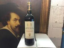 3 bouteilles Domaine de Cheval Blanc Bordeaux rouge  millésime 2019 *****