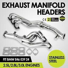 Nice Exhaust Manifold Headers For BMW 01-06 E46 E39 Z4 2.5L 2.8L 3.0L Cool
