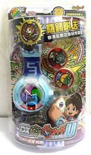BANDAI YO-KAI WATCH DX YOKAI WATCH U Prototype Asian Upgrade Ver. with 3 Medals