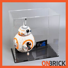 ONBRICK LEGO 75187 Star Wars BB-8™ Acrylic Display Case - Made in Australia