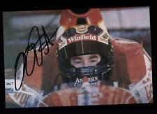 Heinz-Harald Frentzen Foto Original Signiert Formel 1 +G 18574