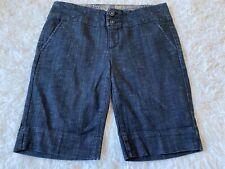 one5one petite bermuda jeans sz 10P