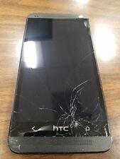 Teléfonos móviles libres negro HTC barra