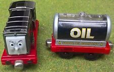 Learning Curve: Diesel + Oil - Thomas + Friends - Diecast Trains Used Free Post!