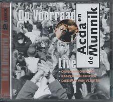 ACDA en de MUNNIK - Op voorraad (LIVE) 2 x CD 25TR HOLLAND 1999