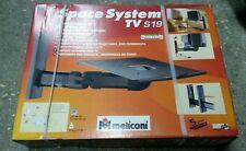 STAFFA PORTA TV Meliconi SPACE SYSTEM TV S 19 Supporti TV  Muro Orientabile