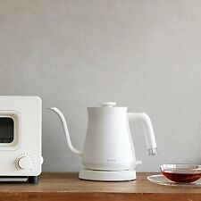 BALMUDA White Electric Kettle The Pot K02A-WH Home Kitchen F/S from JAPAN