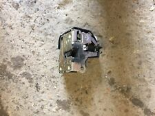 RENAULT CLIO MK2 NEARSIDE PASSENGER SIDE FRONT DOOR LOCK MECHANISM