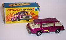 """MATCHBOX"" SUPERFAST SF-22 FREEMAN INTER-CITY COMMUTER w/ G-TYPE BOX NrMIB"