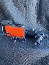 JVC KY-2700 KY-2700AE Video Camera w/ FL-16 Lens & FA-3000 Telecine Attachment