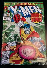 COMIC MARVEL COMICS EL UNCANNY X-MEN 293 OCT V.U.S.A. 1992 (LN-2/1)