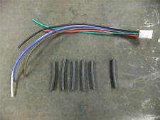 Fisher Minute Mount II Truck 6 pin controller plug repair harness 27070 Solder 2