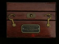 Original BOX for Russian marine DECK WATCH chronometer Polet USED SALE AS IS