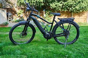 Haibike Sduro Trekking 7.0 2020 Black/Grey Medium (52cm) Electric Bike