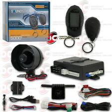 Soundstream Ars.3 Car Alarm 2-Way Paging Remote Start Entry And Keyless Entry