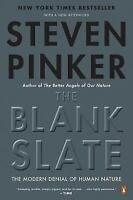 The Blank Slate : The Modern Denial of Human Nature by Steven Pinker