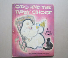 Gus and the Baby Ghost by Jane Thayer (1972, Hardcover)