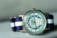 Watch POBEDA Komandirskie Submarine Men's Mechanical Soviet Wrist watch MILITARY