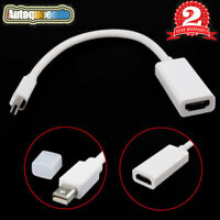 Mini Display Port Thunderbolt DP To HDMI Adapter Cable For Apple Macbook Pro Air