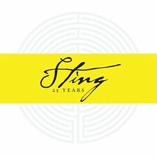 Sting - 25 Years [New CD] With DVD