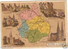 Ancienne Image du type Bon Point : L'Eure et Loir