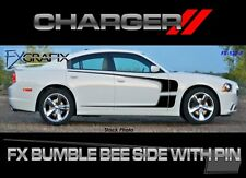 2011 - 2014 Dodge Charger Bumble Bee C Body Side Accent Stripes Pin 3M Quality
