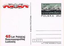 Polska Poland 1989 Fi cp 1004 45 lat PRL - Nowa Huta