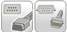 Biosys Pre-Amp EC-8 DEC-8 Pulse Oximeter Extension