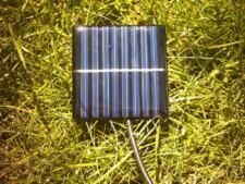 Panel Solar De Resina 4V80MA para motores de LEDs &