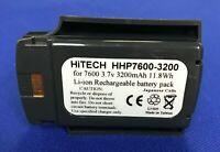 Hitech USA(Japan Liion 3200mAh 11.8Wh)For HHP/HONEYWELL DOLPHIN 7600 #7600-BTEC