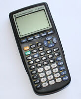Texas Instruments TI 83 Plus Taschen Rechner Grafik Calculator USB Gut